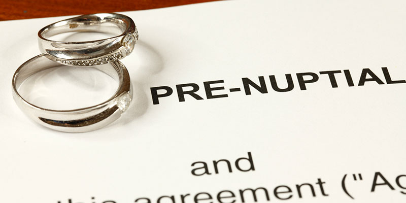 Reasons to Consider a Prenuptial Agreement